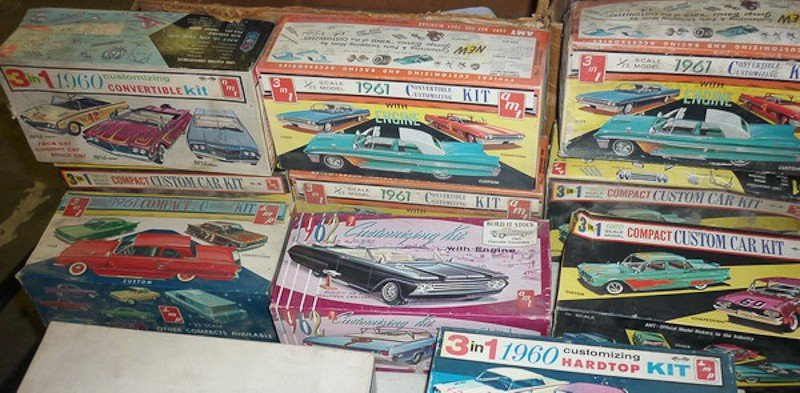 94: AMT Model Cars