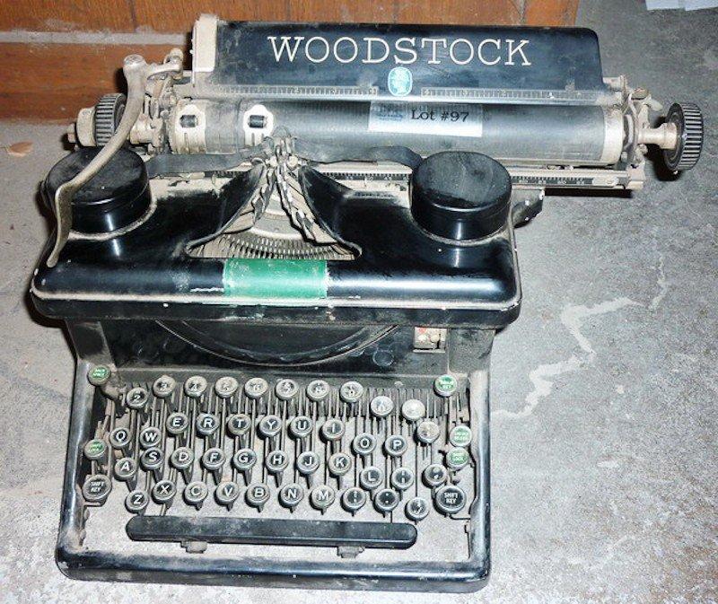 97: Typewriter