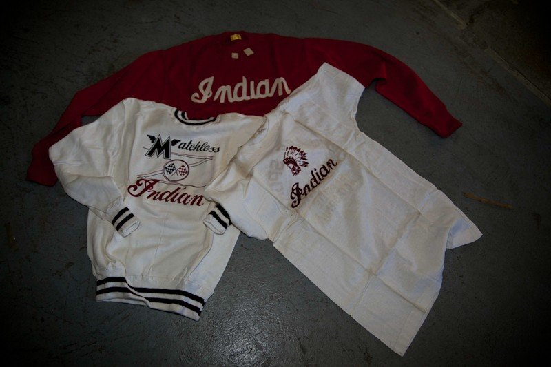 114: Indian Motorcycle Memorabilia - 6