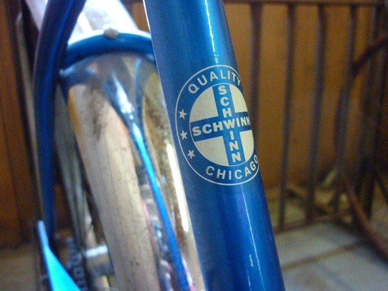 129: Vintage 1968 Schwinn Typhoon Bicycle - 5