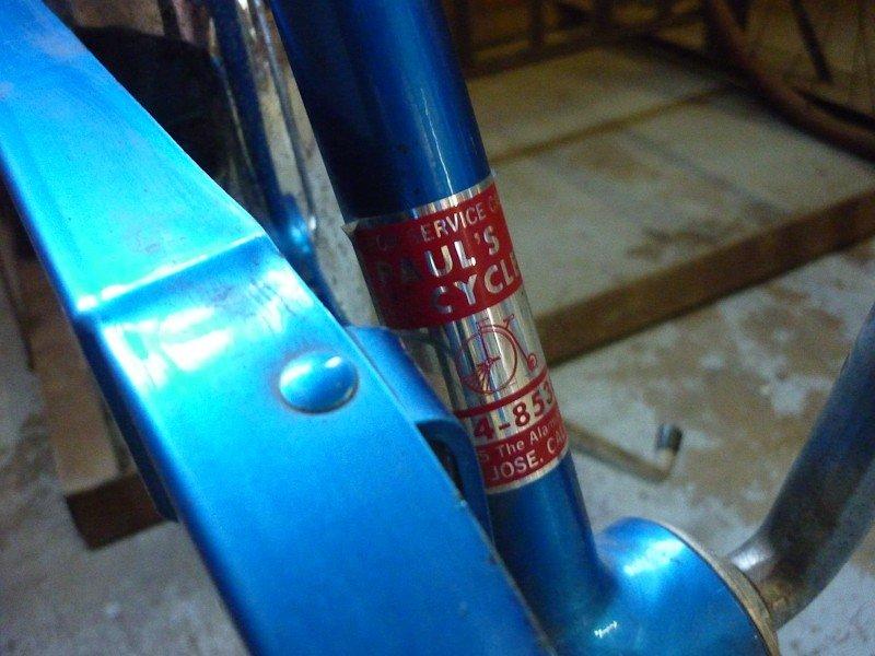 129: Vintage 1968 Schwinn Typhoon Bicycle - 6