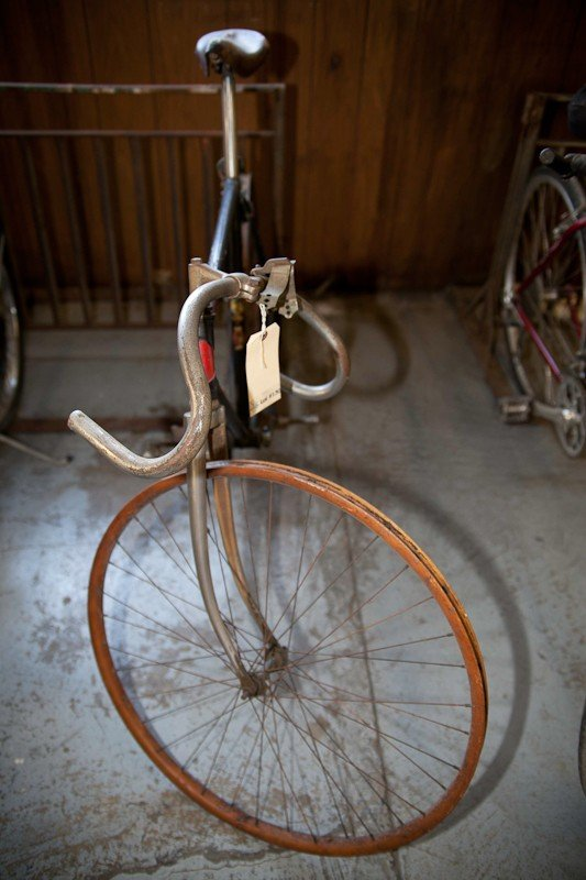 130: Antique Hercules Speed King Bicycle - 7