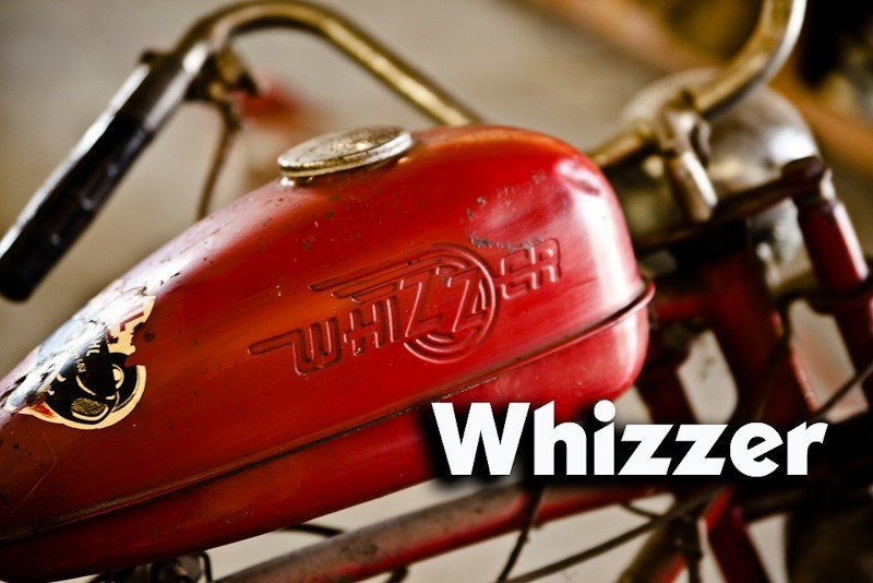 137: Schwinn Whizzer Motor Bike - 2