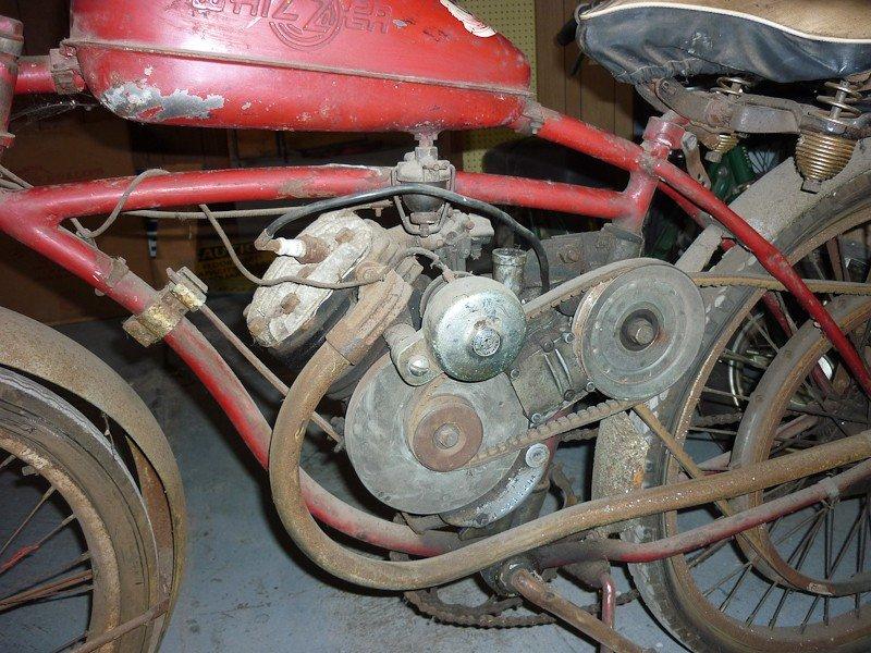 137: Schwinn Whizzer Motor Bike - 4