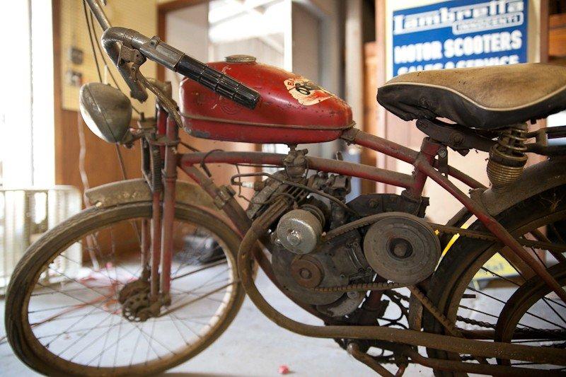 137: Schwinn Whizzer Motor Bike - 8