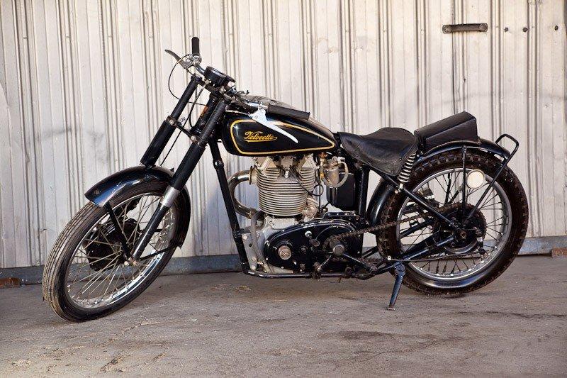 193: 1947 Velocette KTT Motorcycle