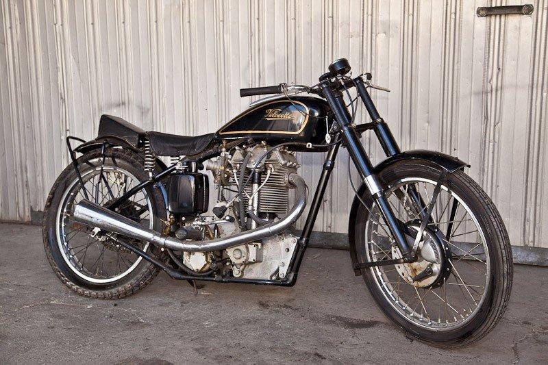 193: 1947 Velocette KTT Motorcycle - 2