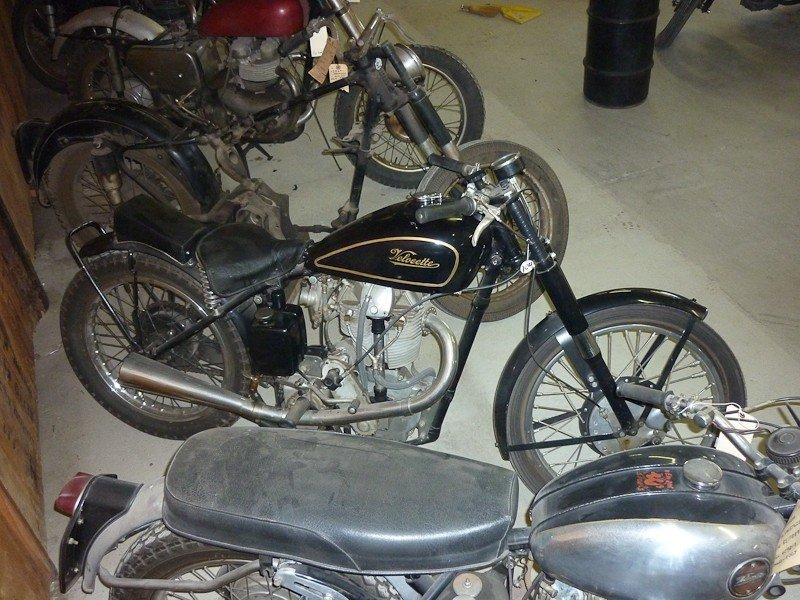 193: 1947 Velocette KTT Motorcycle - 3
