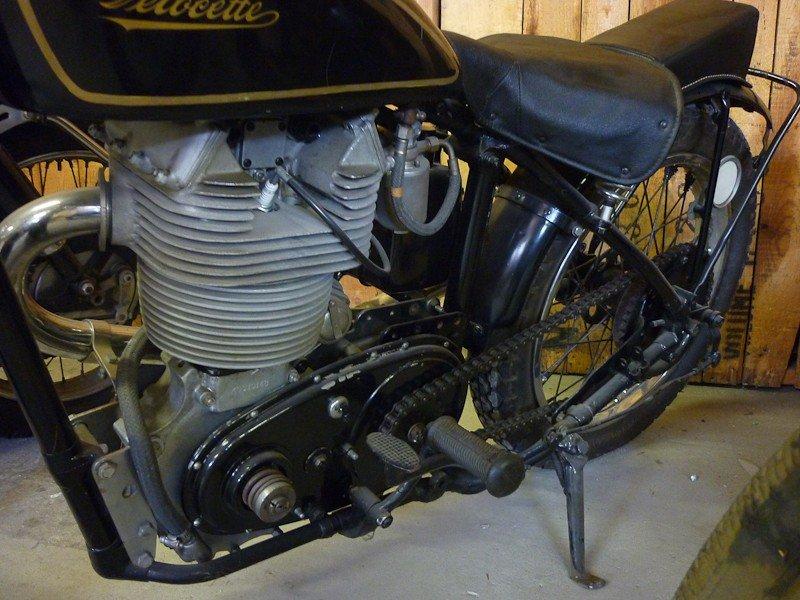 193: 1947 Velocette KTT Motorcycle - 6