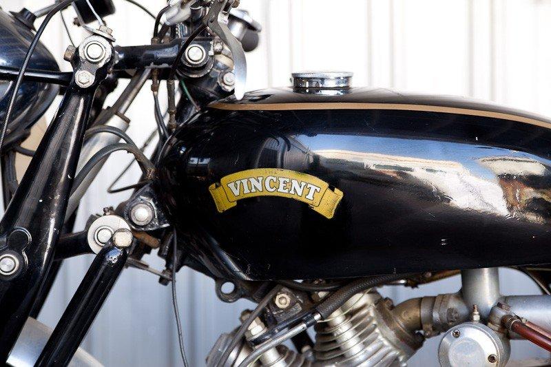 204: 1952 Vincent Comet Motorcycle - 4