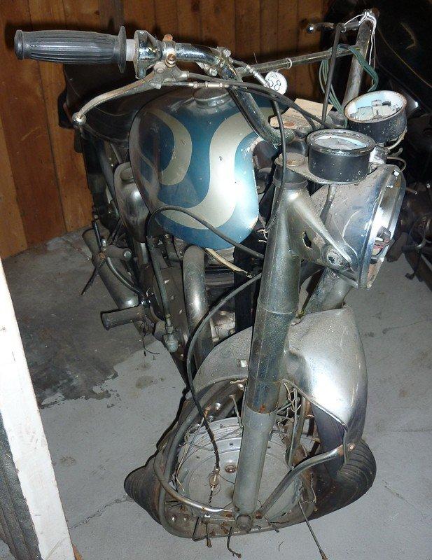 210: 1967 Norton Atlas Motorcycle - 7