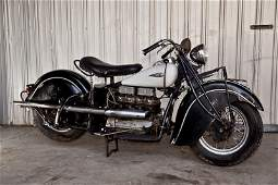 290: 1941 Indian 4 Motorcycle