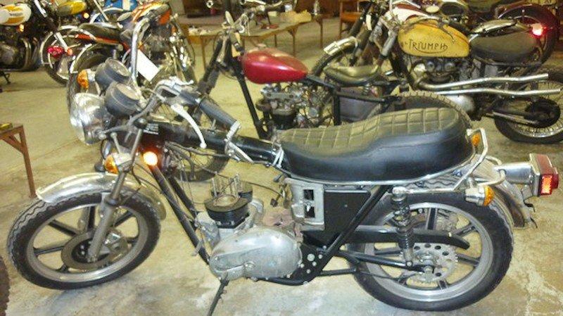 299: 1979 Triumph T140D Bonneville Special Motorcycle - 4