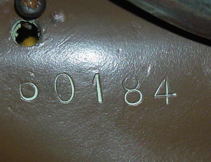 302: 1957 Triumph TR6 Trophy Motorcycle - 5