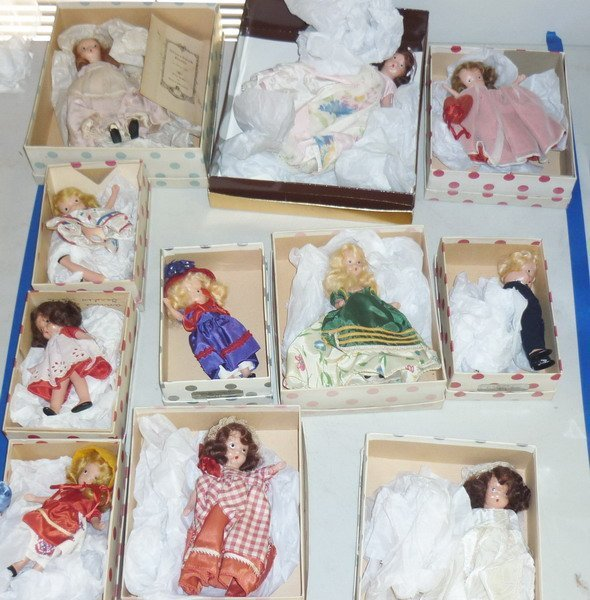 6: Storybook Dolls by Nancy Anne