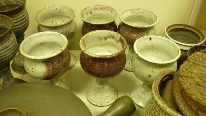 33: Stone Ware Collection