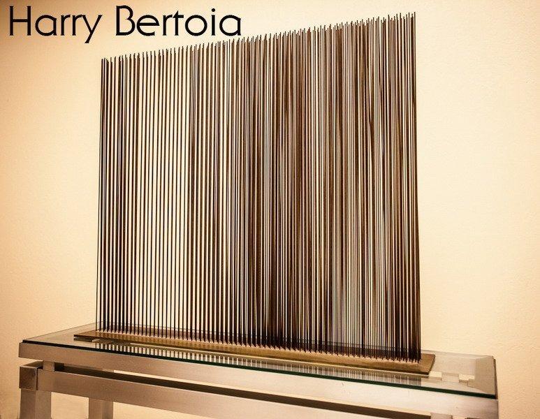 204: Harry Bertoia  (1915 - 1978) Brass Sound Sculpture