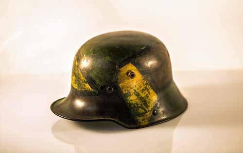 WWII German Soldier Helmet