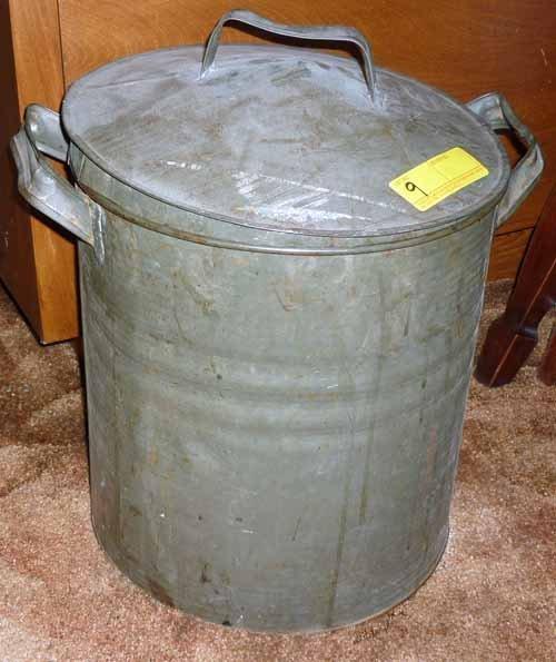Antique Waste Basket