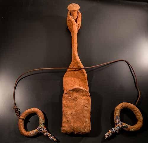Robert Arneson Picture Hook Sculpture.