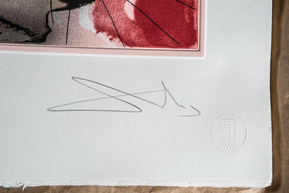 Salvador Dali Madonna and Child Lithographs - 10