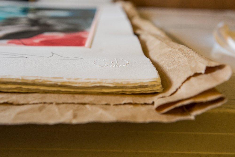 Salvador Dali Madonna and Child Lithographs - 2