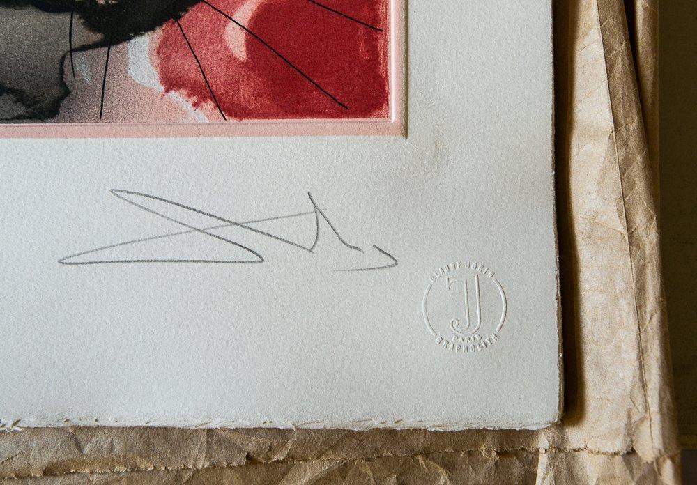 Salvador Dali Madonna and Child Lithographs - 3