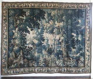 Impressive 17th Century Flemish Tapestry