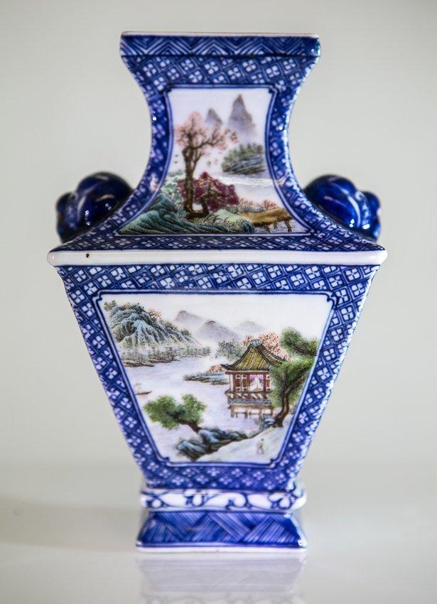 Da Qing Daoguang Nian Zhi Chinese Vase