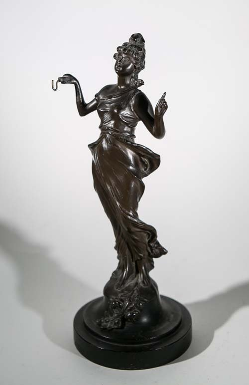 Bronze Diana Sculpture