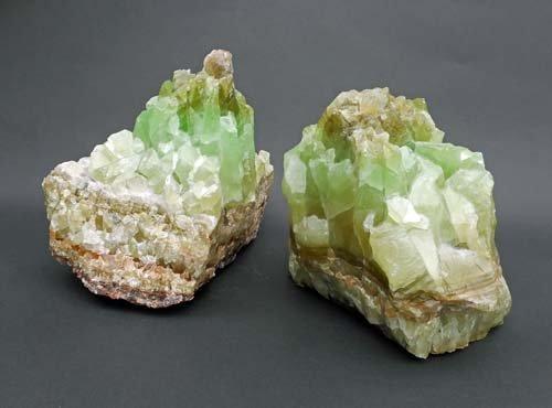 Green Jade Geodes