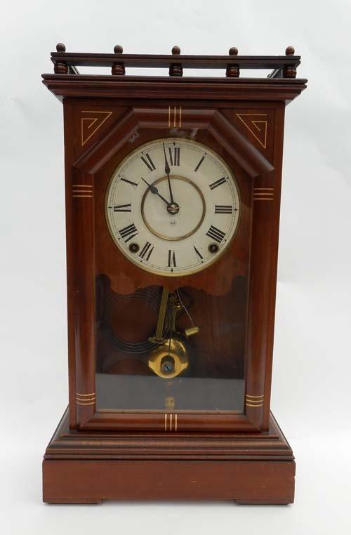 Seth Thomas Omaha Mantel Clock
