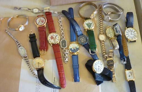 (20) Wrist Watches