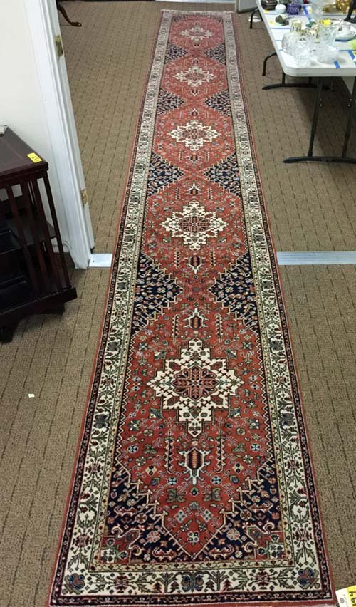 Hand Made Persian Hallway Runner