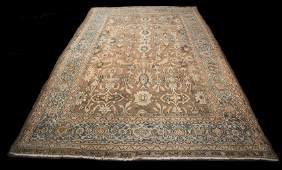 Antique Sultanabad Carpet. Central Persia Late 19th