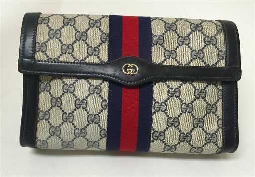 d905c7acd33c Vintage Gucci Perfume Bag. placeholder