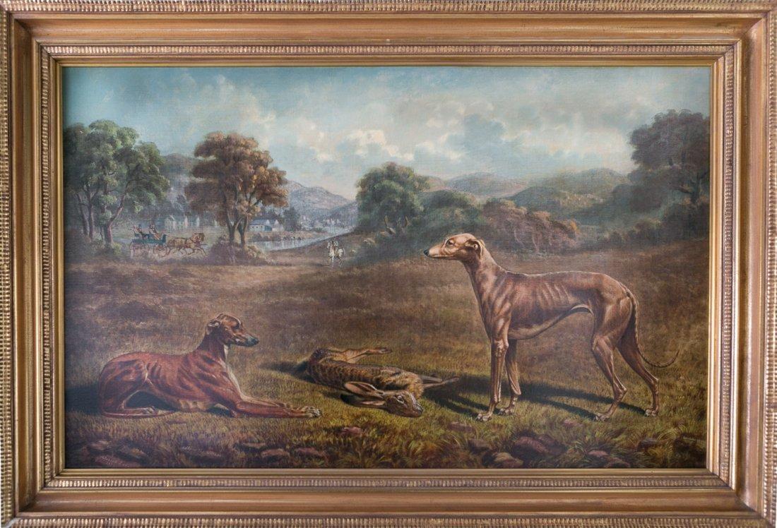 Joseph Lee Oil Painting