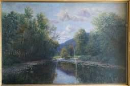 Robert Van Boskerck Oil Painting