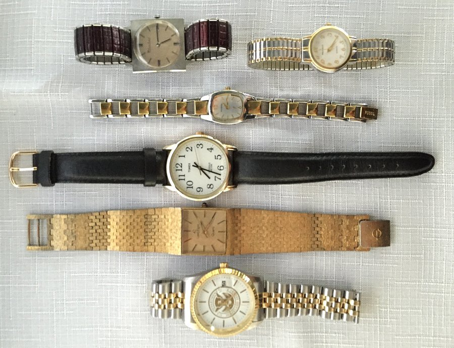 Vintage Wristwatches