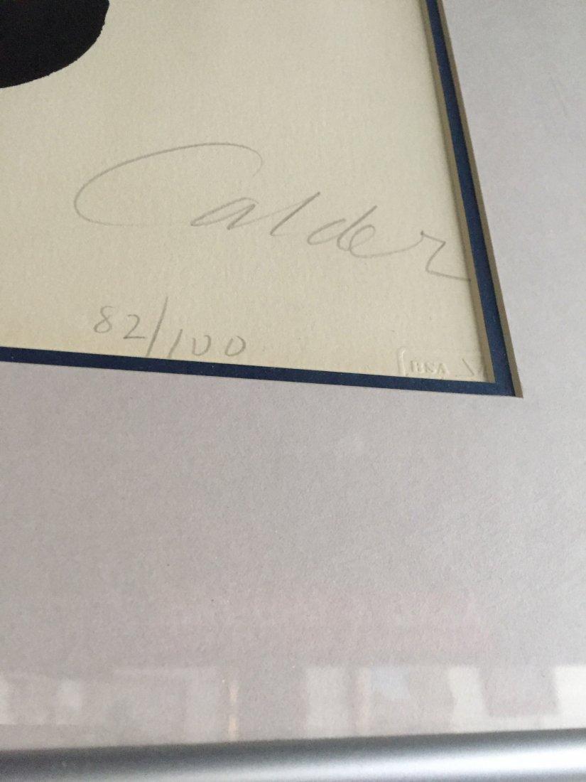 Alexander Calder Lithograph - 3