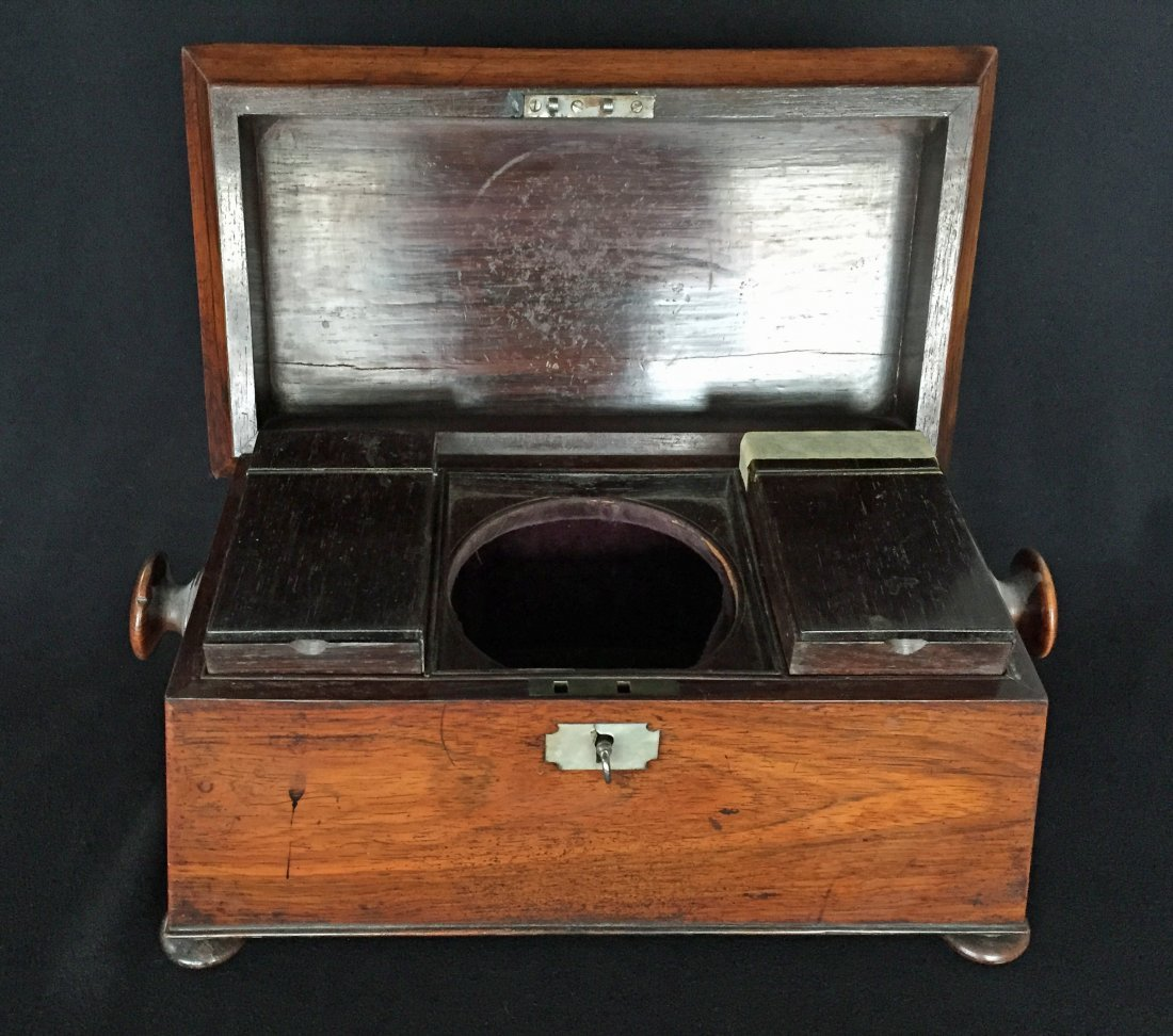 19th Century Tea Caddy - 2