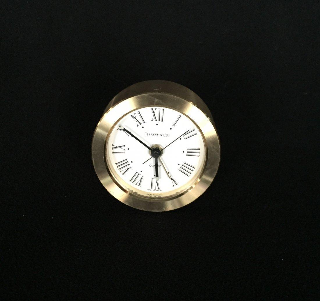 Tiffany & Co. Alarm Clock