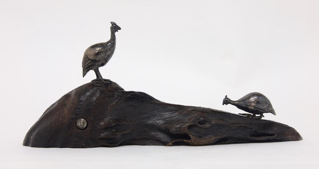 Japanese Silver Birds - 2