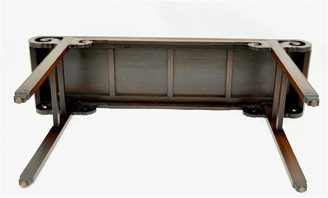 Chinese Extra Long Rosewood Table - 7