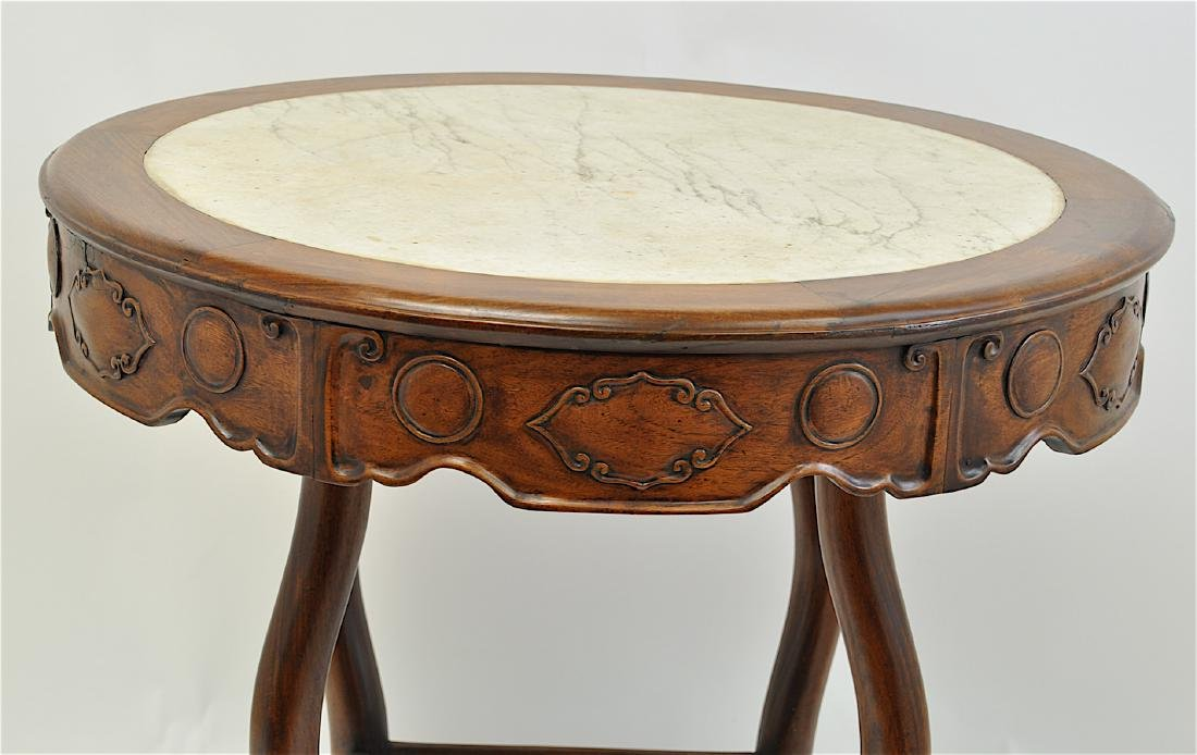 Chinese Rosewood Table - 2