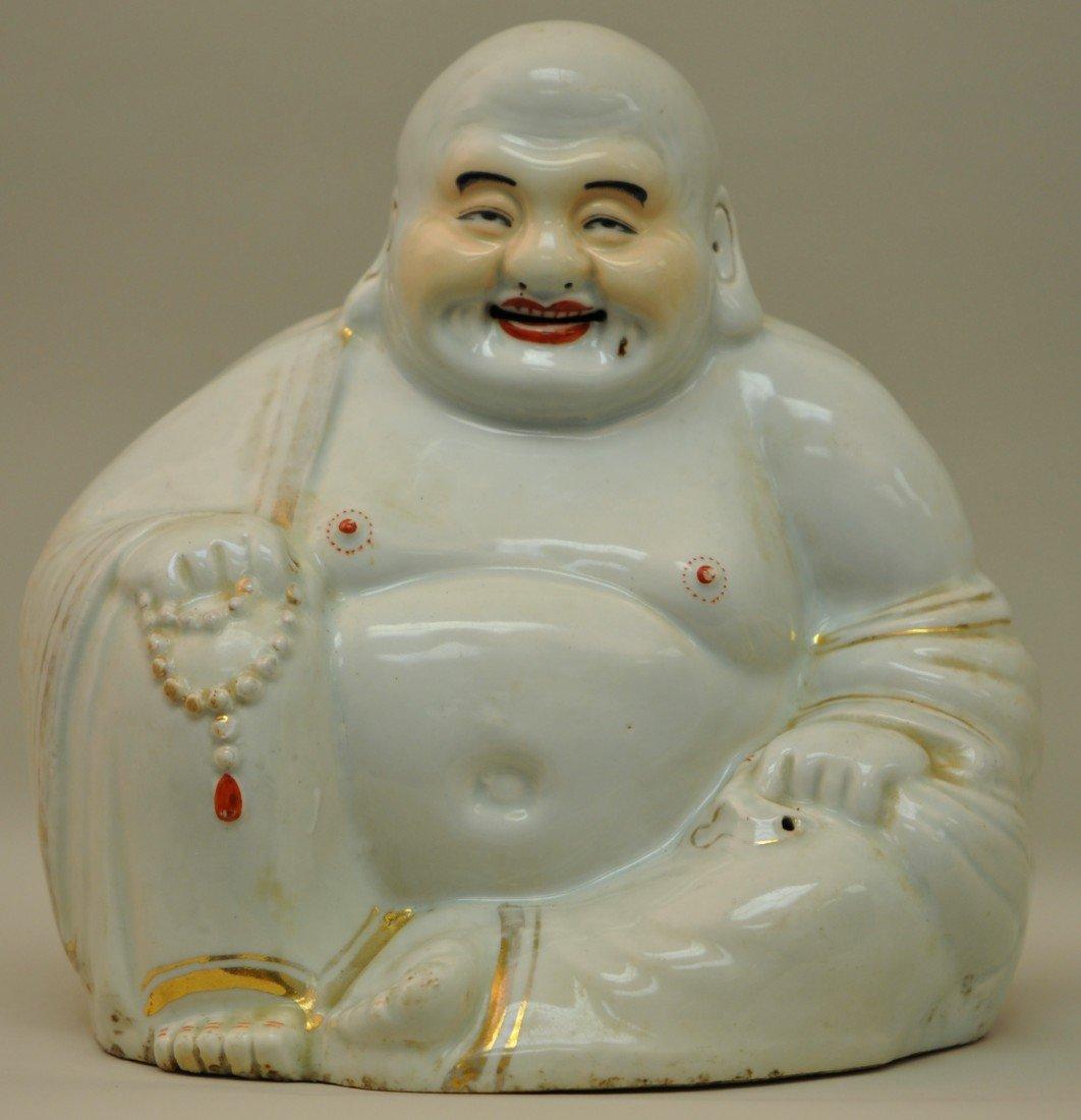 34: Chinese Happy Buddha