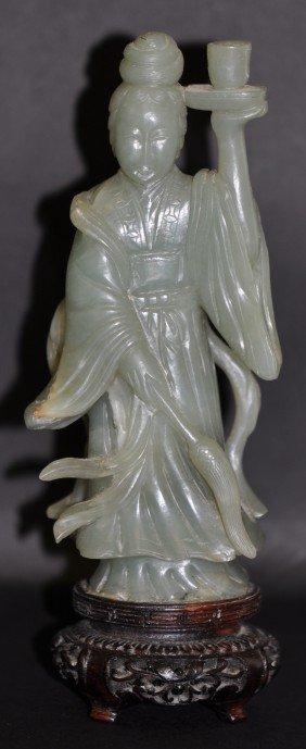 Chinese Jade Beauty