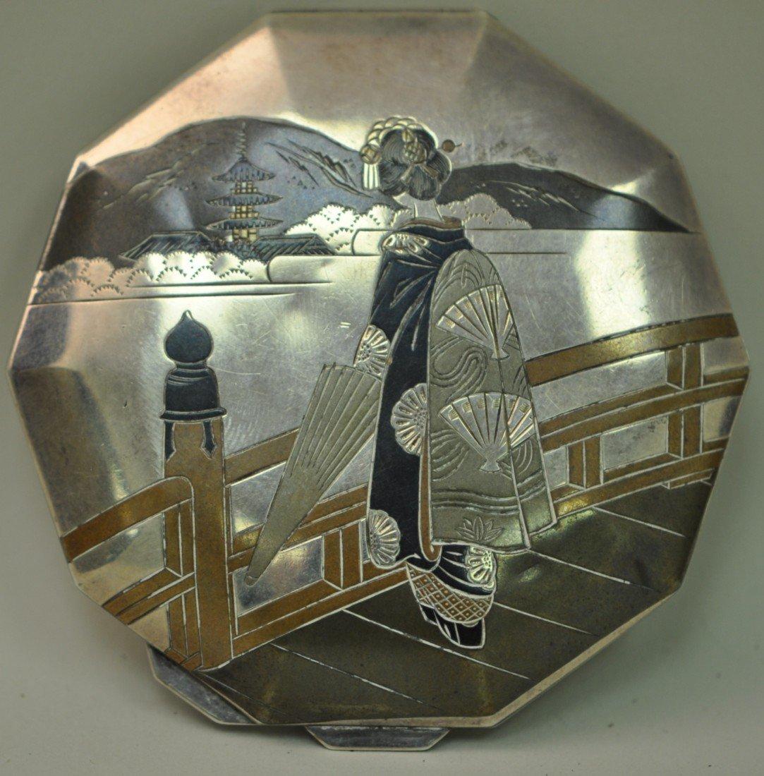 45: Japanese Silver Box