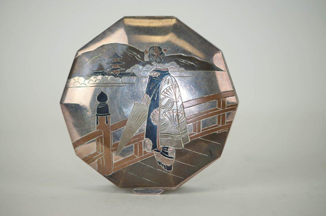 2: Japanese Silver Box