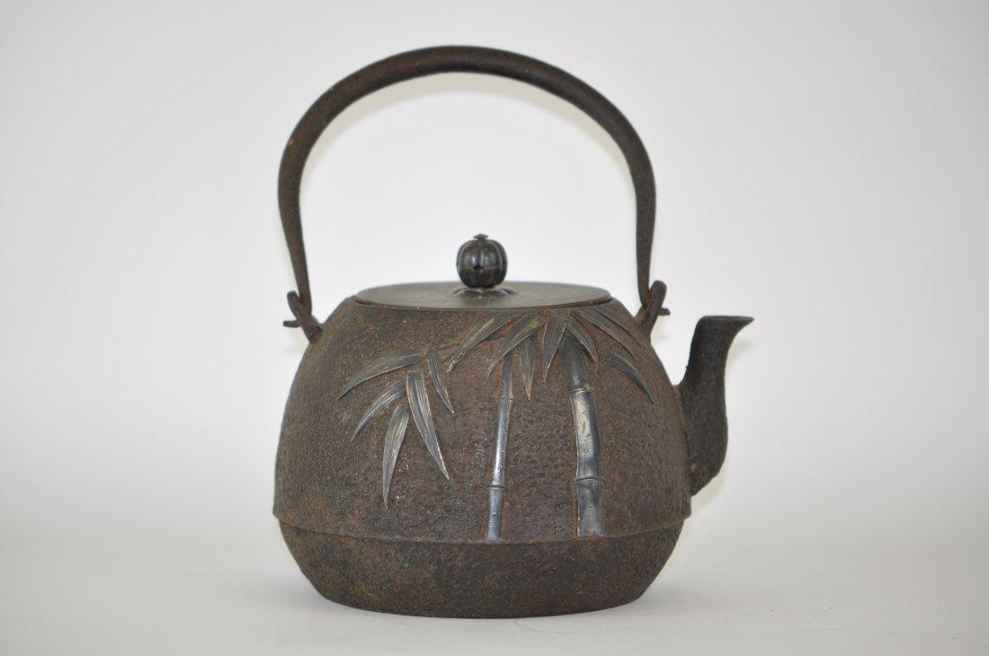 3: Japanese Tea Pot